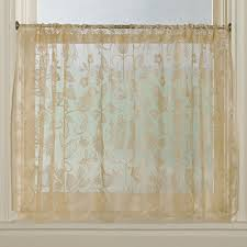 Jc Penny Kitchen Curtains by Interior Stunning Brown Jcpenney Kitchen Curtains With Wooden