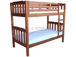Bunk Bed Adelaide Adelaide King Single Bunk Bed Solid Pine Bunk Beds Furniture