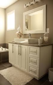 simply a simple bathroom with all the right touches but would do