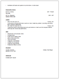 File Clerk Resume Sample by 40 Professional Cpa Resume Samples To Inspire You Vinodomia