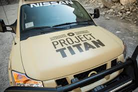 nissan titan window motor the crowd sourced nissan project titan now complete motor trend wot