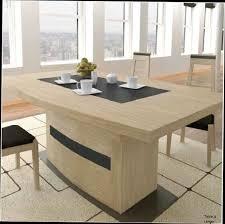 table de cuisine pied central table sejour avec rallonge salle galerie et table de cuisine pied