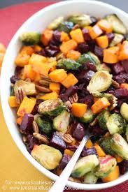roasted autumn vegetable medley she leesh lu