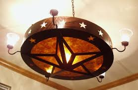 Texas Star Ceiling Fans by Metal Art For Home Decor And Garden