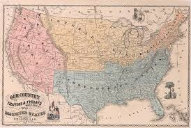 United States Civil War Map by Our Country As Traitors U0026 Tyrants Would Have It Or Map Of The