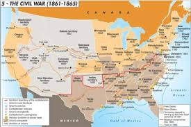 map of the us states in 1865 war between the states welcome to historynyc historical maps