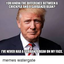 My Face Meme - you know the difference between a chickpeaandagarbanzo bean