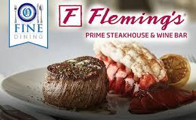 fleming s gift card daily deal omaha get a 50 gift card to fleming s steakhouse for