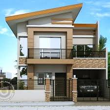plans Modern House Designs Series Features A 4 Bedroom 2 Story