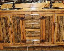 Rustic Bathroom Vanities And Sinks - rustic farmhouse vanity copper sink 42 bathroom