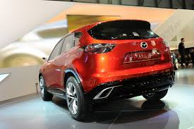 mazda suv models geneva 2011 mazda previews new compact suv with minagi concept
