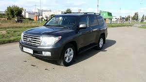 land cruiser pickup accessories 2008 toyota land cruiser 200 start up engine and in depth tour