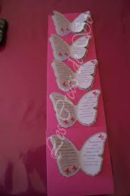 Deco Bapteme Papillon by Faire Part Bapteme