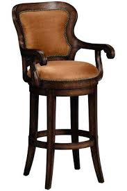 Swivel Bar Stool With Back Roundhill Bar Height Solid Wood Swivel Bar Stools With Back 29