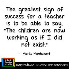 Resume For Montessori Teacher Sample Resume For Teachers A To Z Teacher Stuff Tips For Teachers