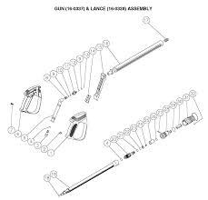 washer ridgid rd80786 pressure washer parts ridgid parts troy bilt