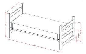 Bunk Bed Mattress Size Standard Bunk Bed Mattress Size Master Bedroom Interior Design