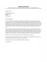 cover letter office job cover letter receptionist job cover letter