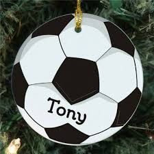 soccer ornaments to personalize 40 best soccer fan gifts images on gifts
