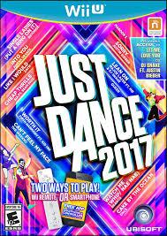 amazon com just dance 2017 wii u ubisoft video games