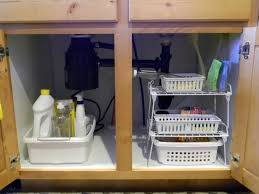 how to organize your bathroom vanity clever solutions for under kitchen sink storage under cabinet