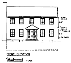 georgian colonial house plans georgian colonial ranch house plans plan excellent charvoo