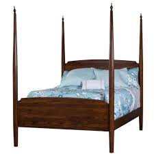 pencil post bed amish beds and headboards u2013 amish tables