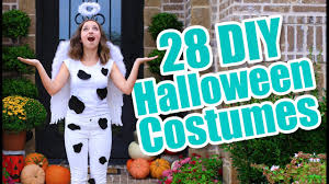 Halloween Costumes Girls Age 11 13 28 Minute Halloween Costume Ideas Diy Halloween Costumes