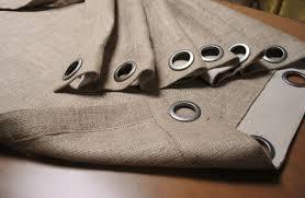 burlap drapes and curtains inspirations u2013 home furniture ideas