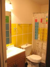 Yellow Tile Bathroom Paint Colors by Fresh Bathroom Wall Color With Yellow Tile 3496