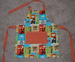 nap time crafts toddler apron and chef hat
