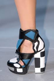 shoe the wildest shoes on the spring 2013 runways stylecaster