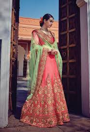 lengha choli for engagement designer low cost embroidered lengha choli lehenga choli online