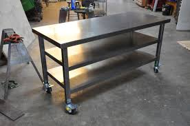 furnitures rolling workbench seville tool chest work tables