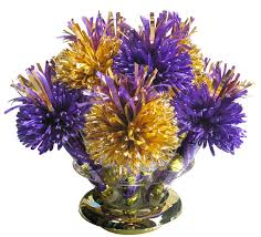 Purple Centerpieces Party Favors And Centerpieces Wedding Favors And Decorations For