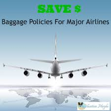 luggage size policies for airlines vacationmaybe com