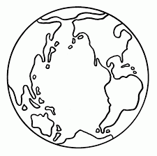 coloring children of the world page earth day map count educations