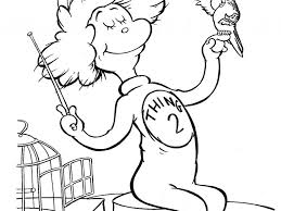the cat in the hat coloring pages the cat in the hat coloring page excellent coloring pages pbs