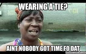 Tie Meme - a tie