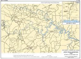 Lake Lanier Map Mobile District U003e Missions U003e Civil Works U003e Recreation U003e Black