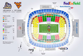 Wvu Parking Map Wvu Football Stadium Seating Map Image Gallery Hcpr