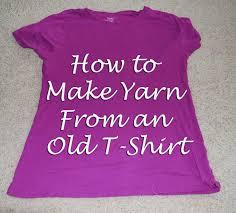 How To Make T Shirt Yarn Rug Diy T Shirt Yarn U2013 Craftbnb