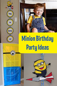 minion birthday party ideas minion birthday party ideas the inspired home