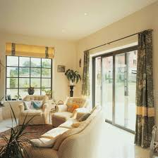 kitchen sliding door window treatments decor window ideas