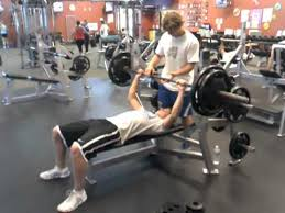 Ideal Bench Press Weight 16 Year Old 205 Lb Max Bench Press Youtube