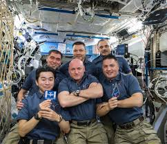 soyuz tma 17m undocks from iss to set sail for nighttime return of