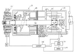 patent us6638027 hybrid compressor with bearing clutch assembly