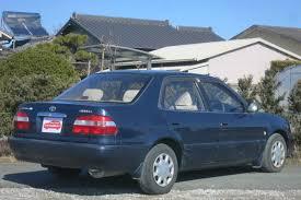 sold us 2 055 1998 toyota corolla sedan se saloon gf ae110 ae110
