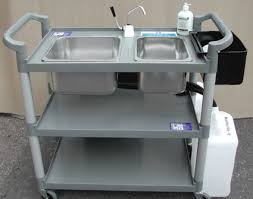 Portable SinkPrep Table Archive The BBQ BRETHREN FORUMS - Portable kitchen sinks