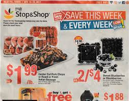 stop shop preview ad scan for the week of 11 10living rich with